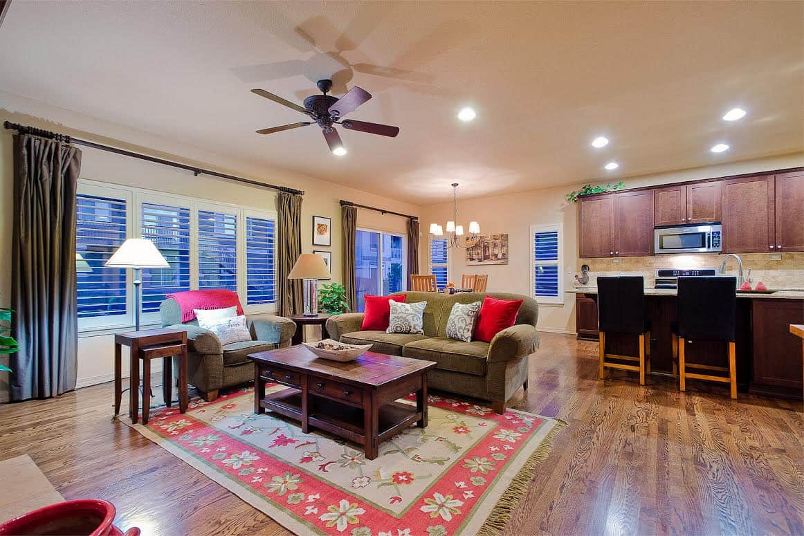 14aNew – Great Room and Kitchen