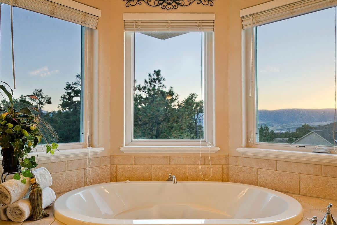 Soaking Tub with Views
