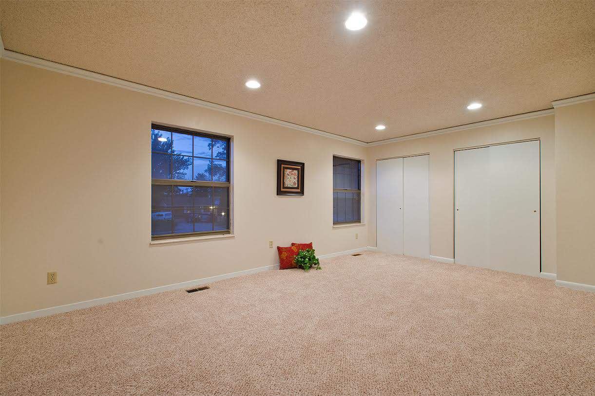Main Level  Large Bedroom