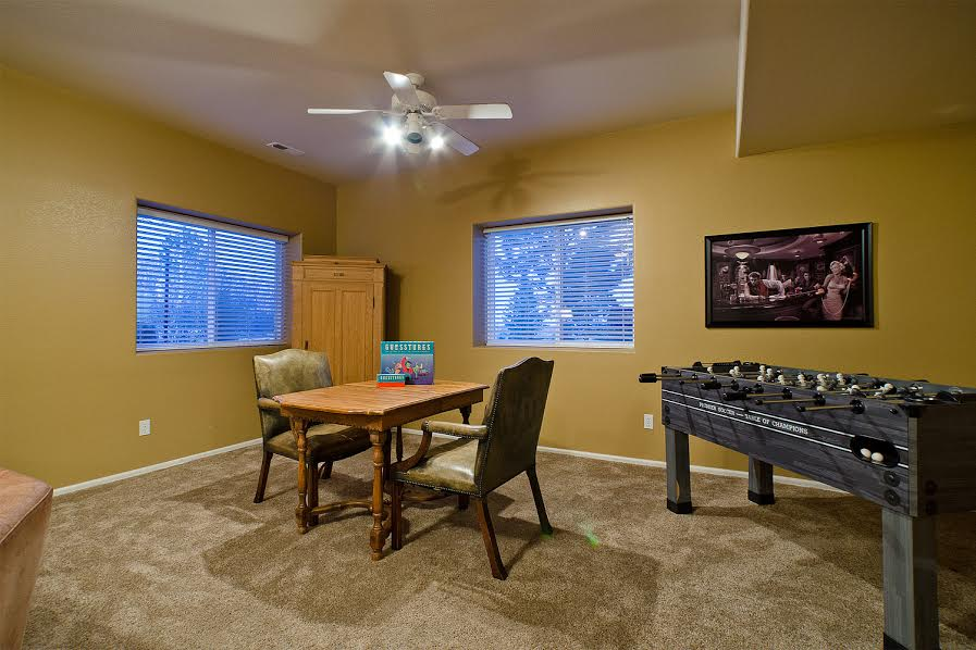 27 – Basement Recreation Room