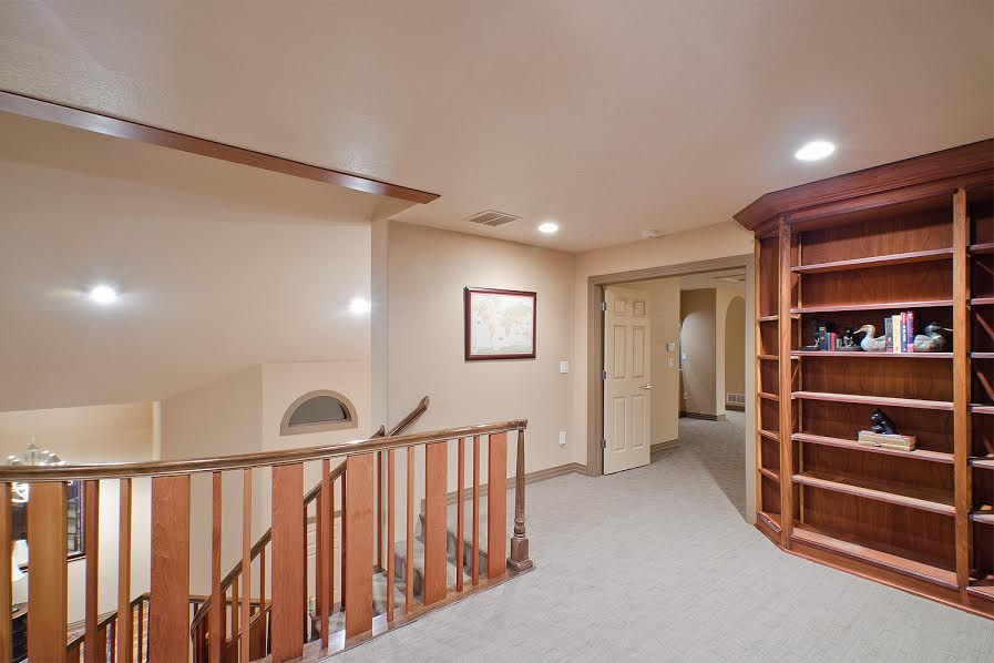 Landing into Master Bedroom