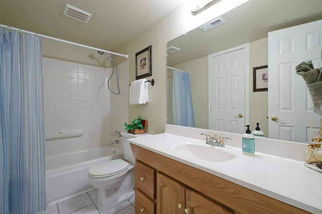 Basement Full Bathroom