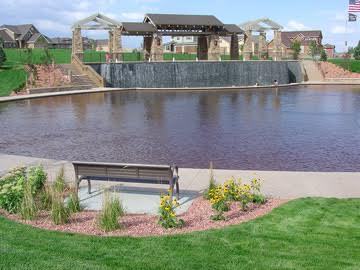 Wolf Ranch Gateway Pond