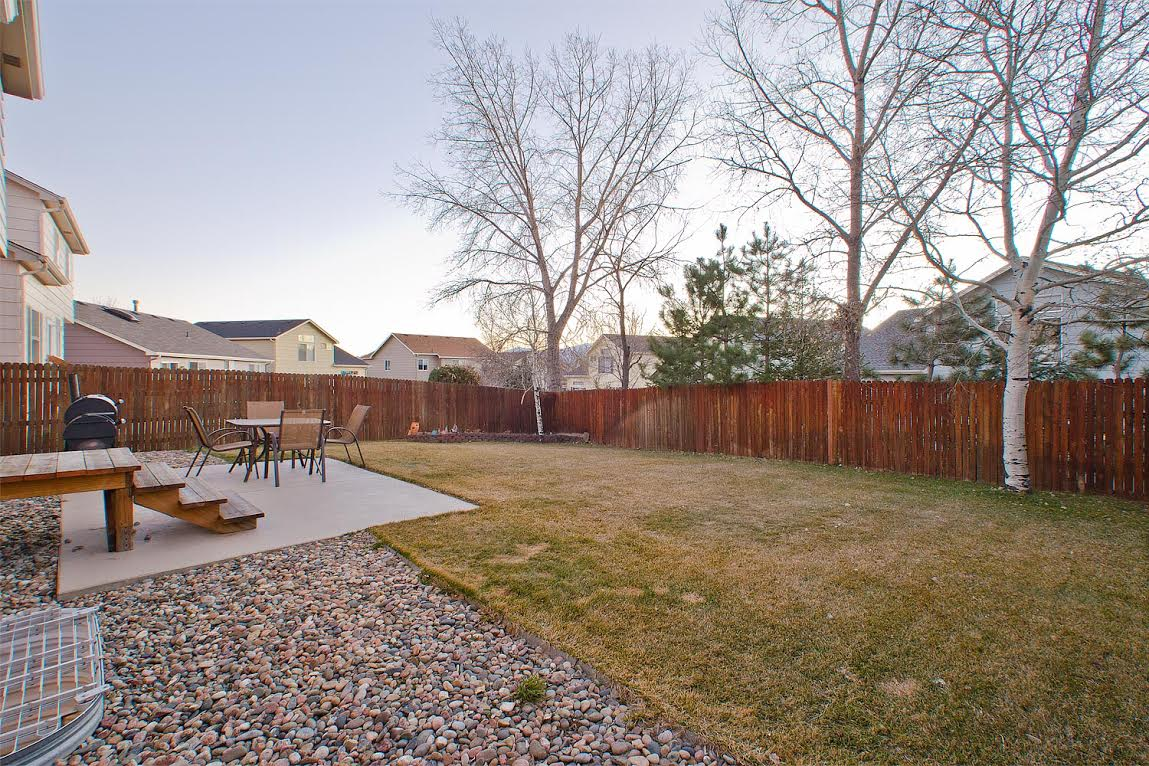 35 – Backyard and Patio