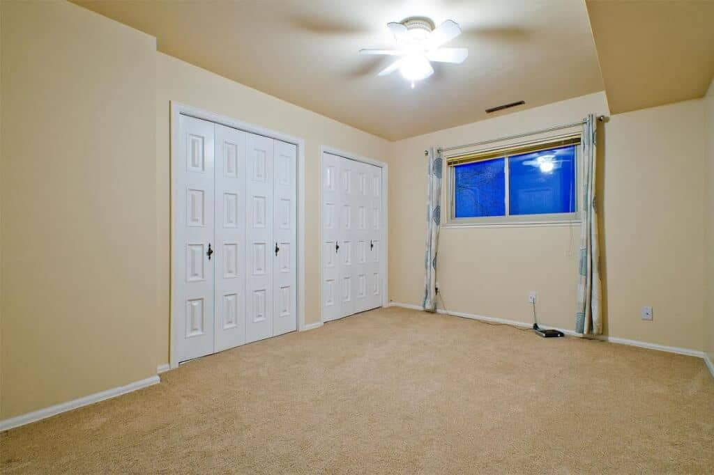 Large Lower Bedroom