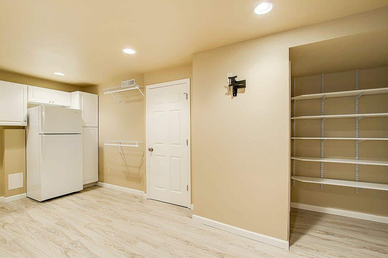 Lots of Storage and Extra Refrigerator