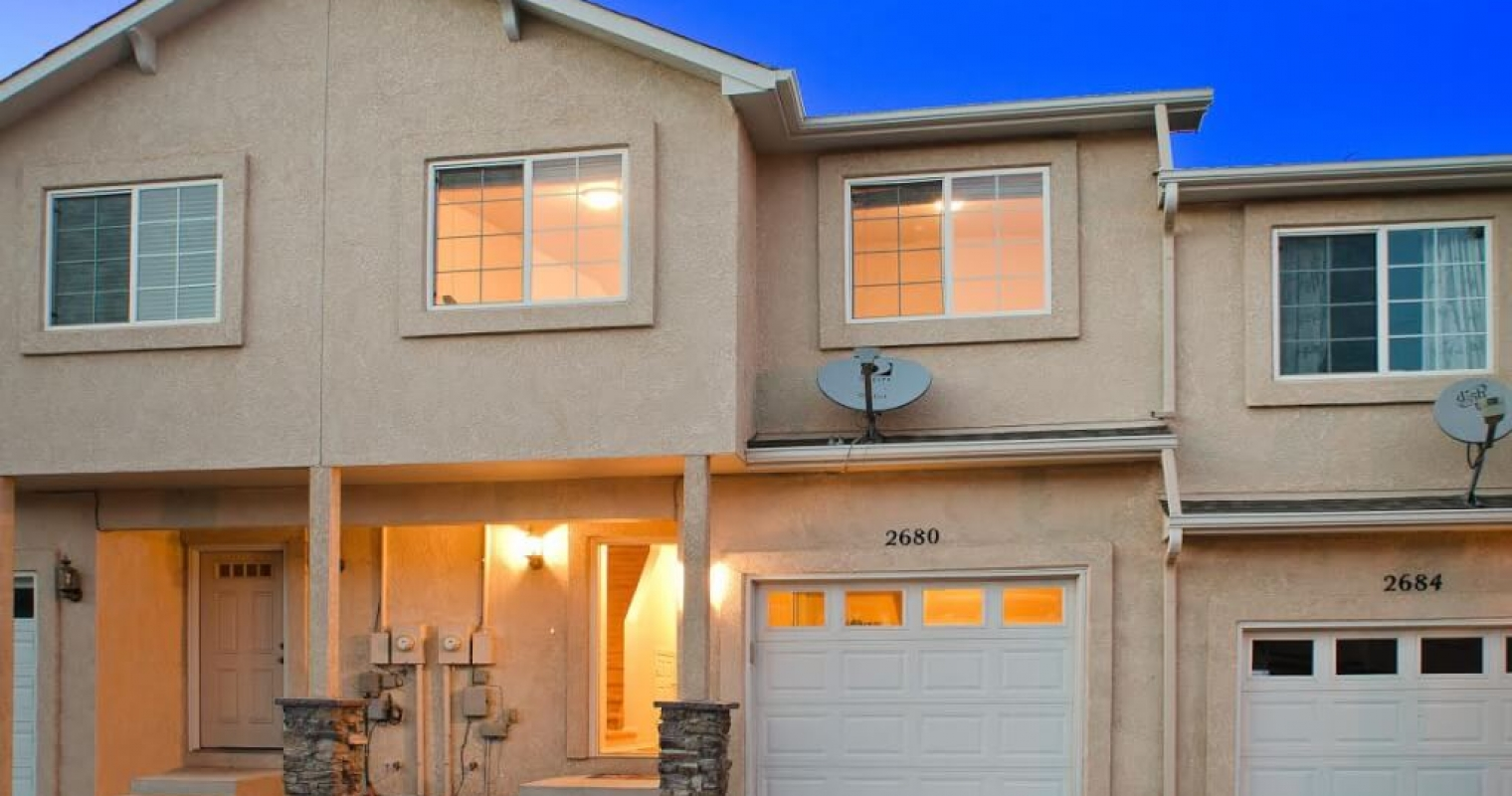 Westside 2-Story Townhome