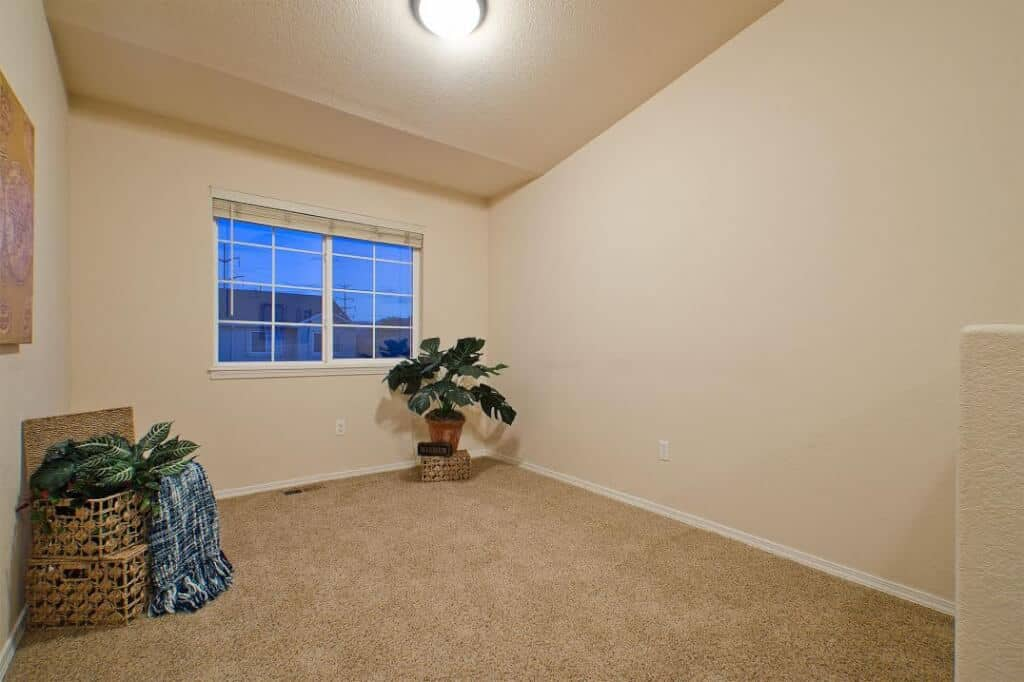 Loft could be 3rd Bedroom