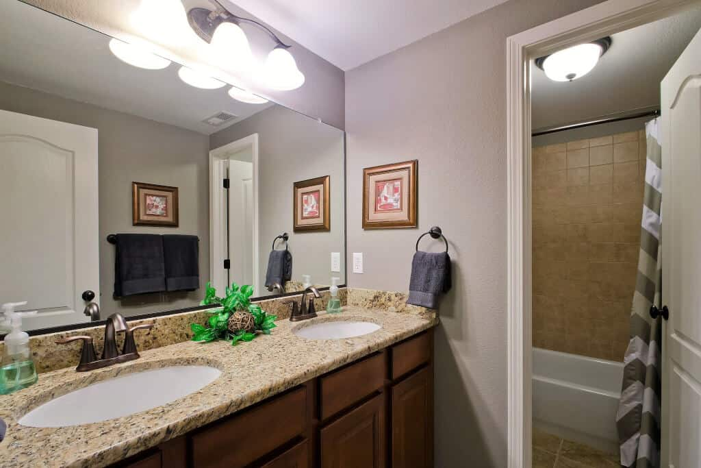 Basement Hall Bathroom