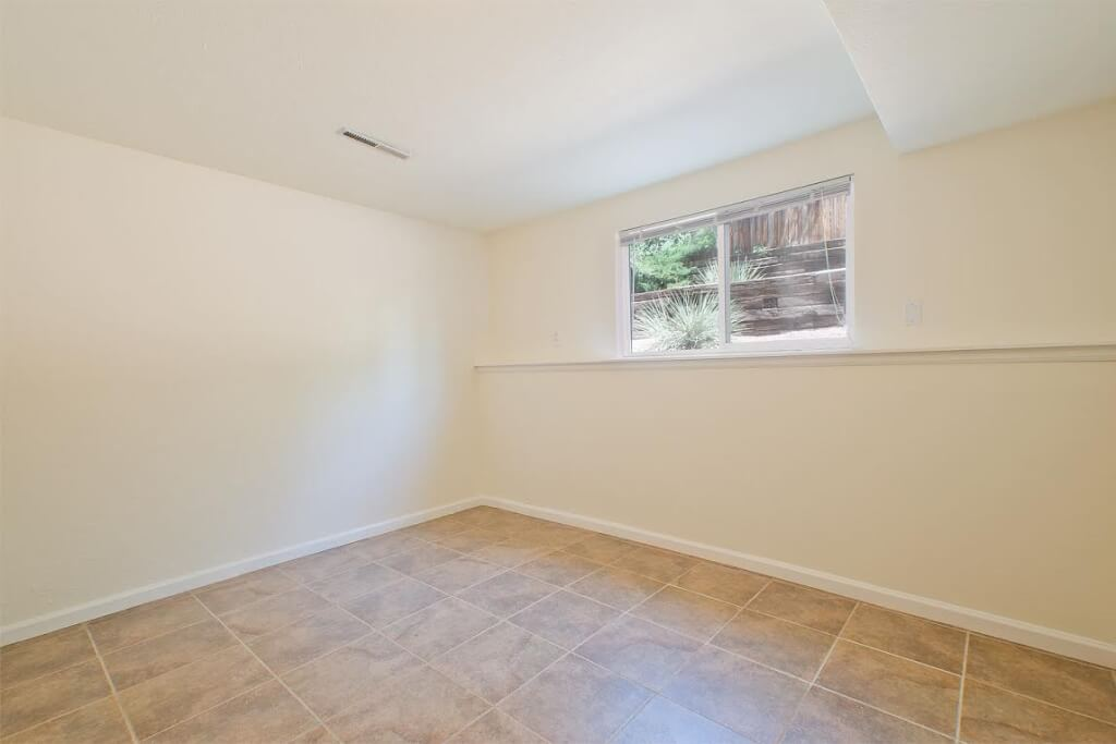 Lower Level Bedroom or Office