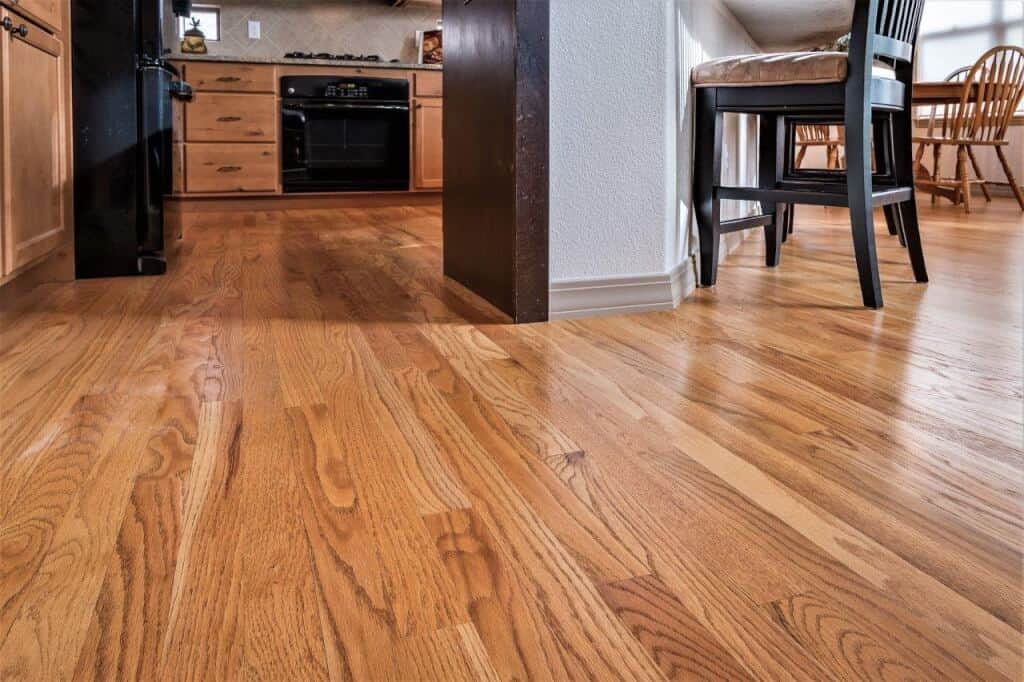 Gorgeous Wood Floors on Main Level