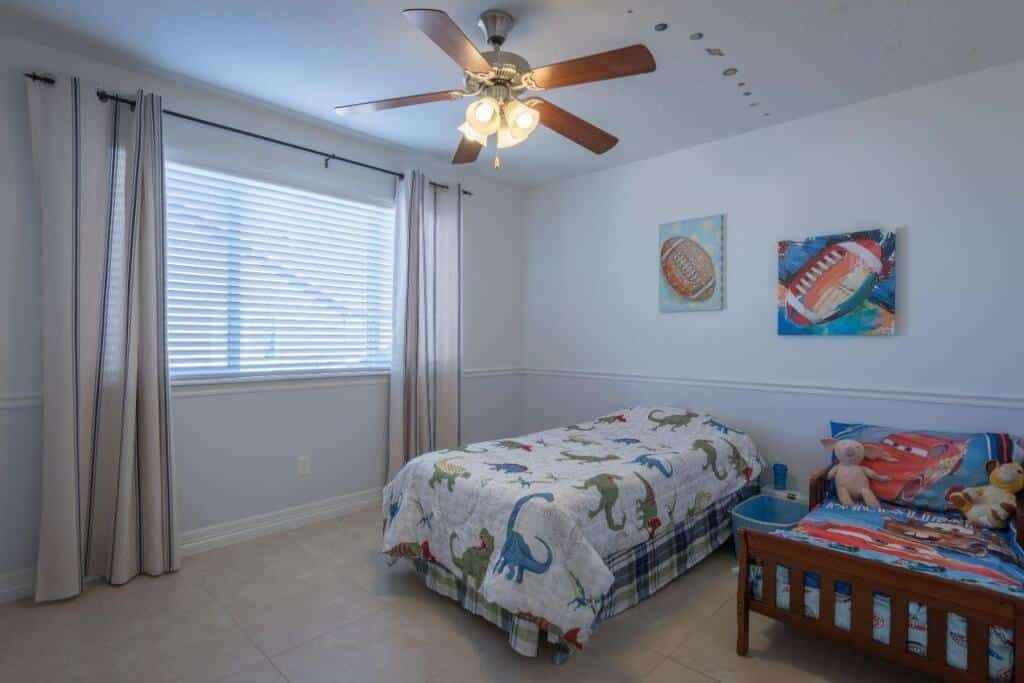Two of Three Additional UL Bedrooms