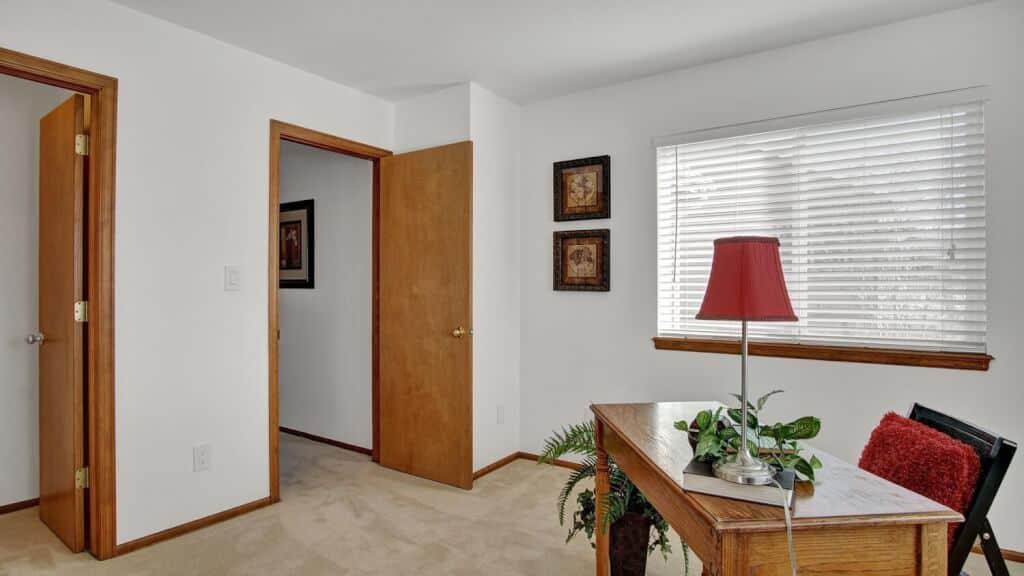 Upper Loft that can be a Bedroom
