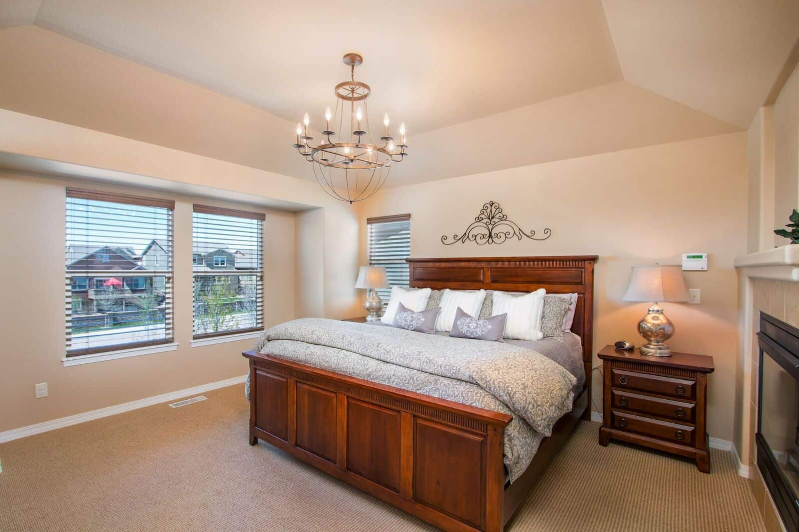Upper Master Bedroom Suite