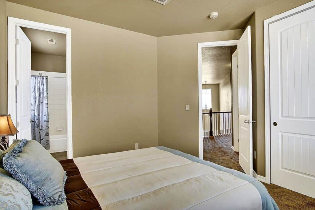 Bedroom 2 and Bath