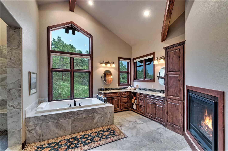 Master Bathroom with Walkin Closet and Laundry Hookup