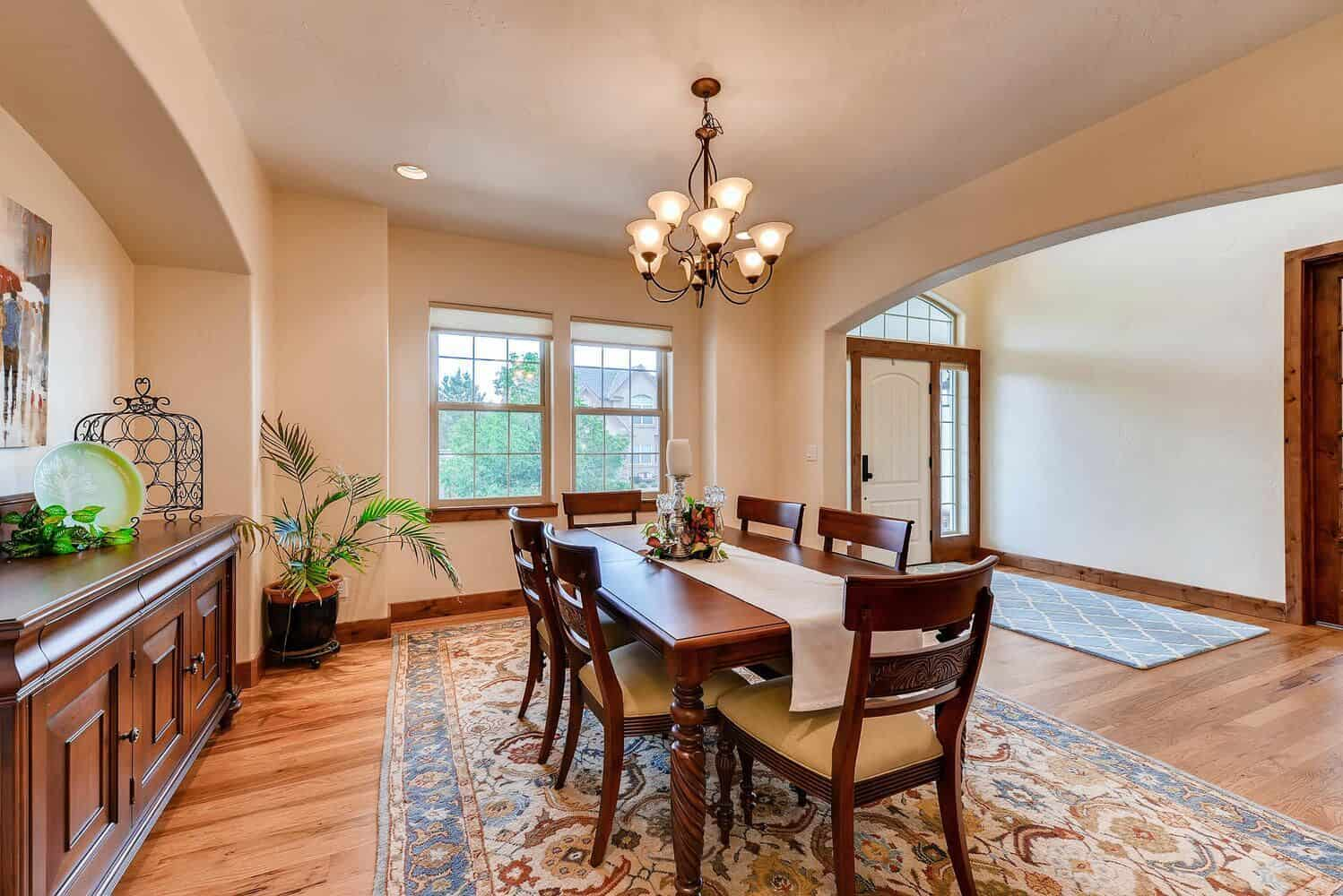 Dining Room off Entry
