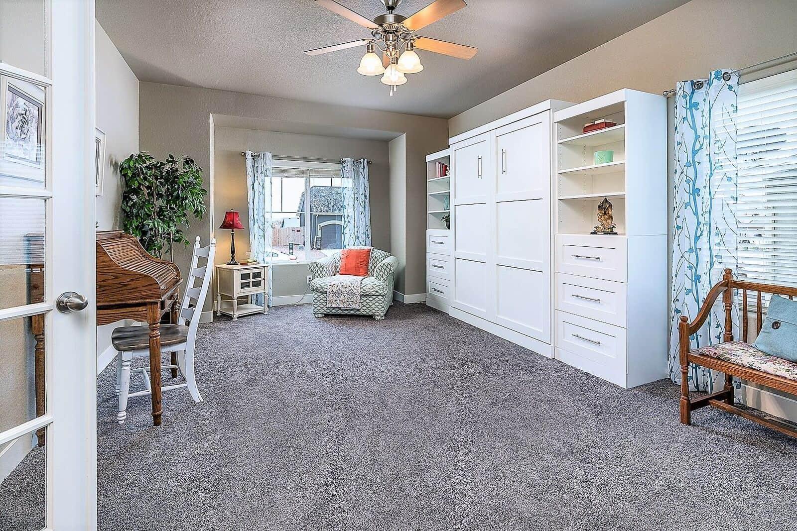 Front Bedroom/Office