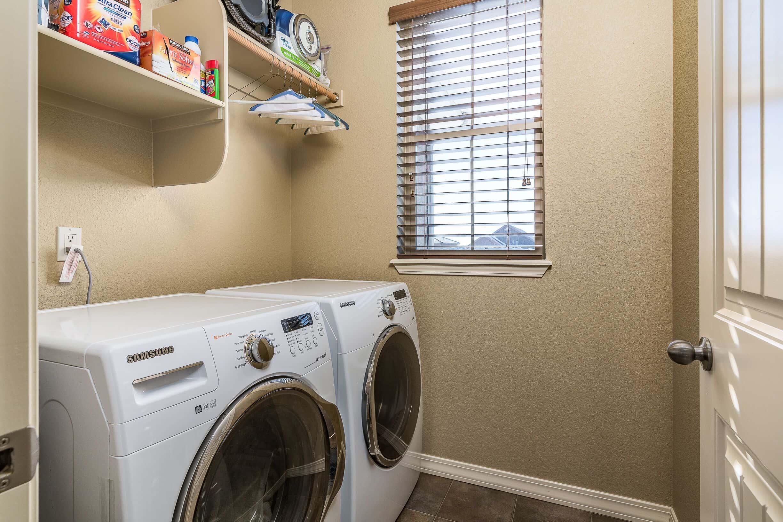 Upper Laundry Room