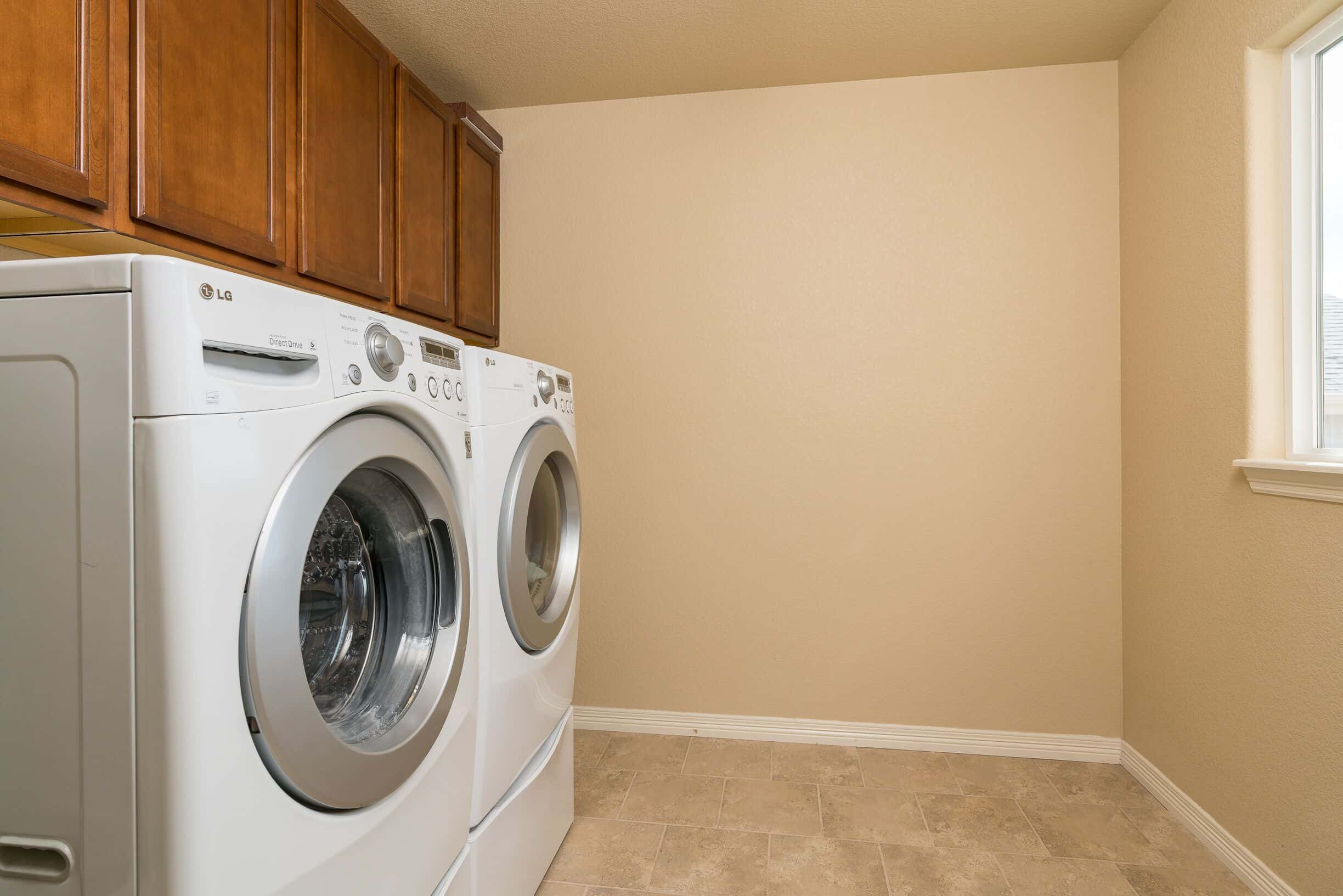 Upper Laundry Room