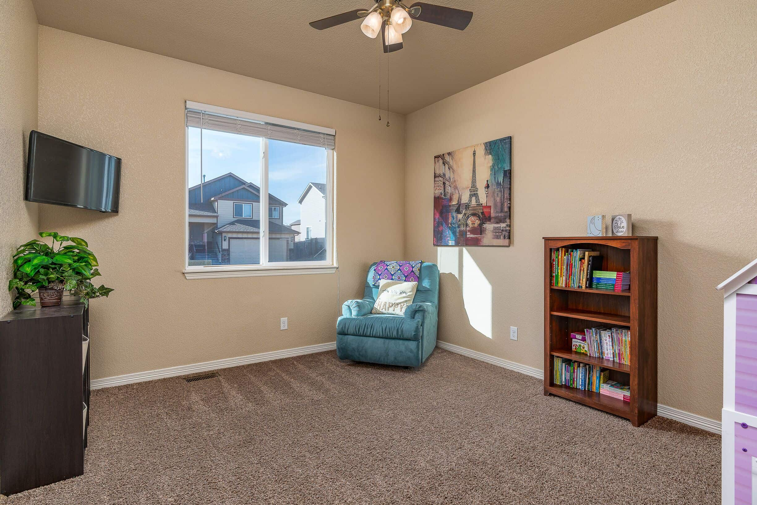 Front Living Room used as Playroom