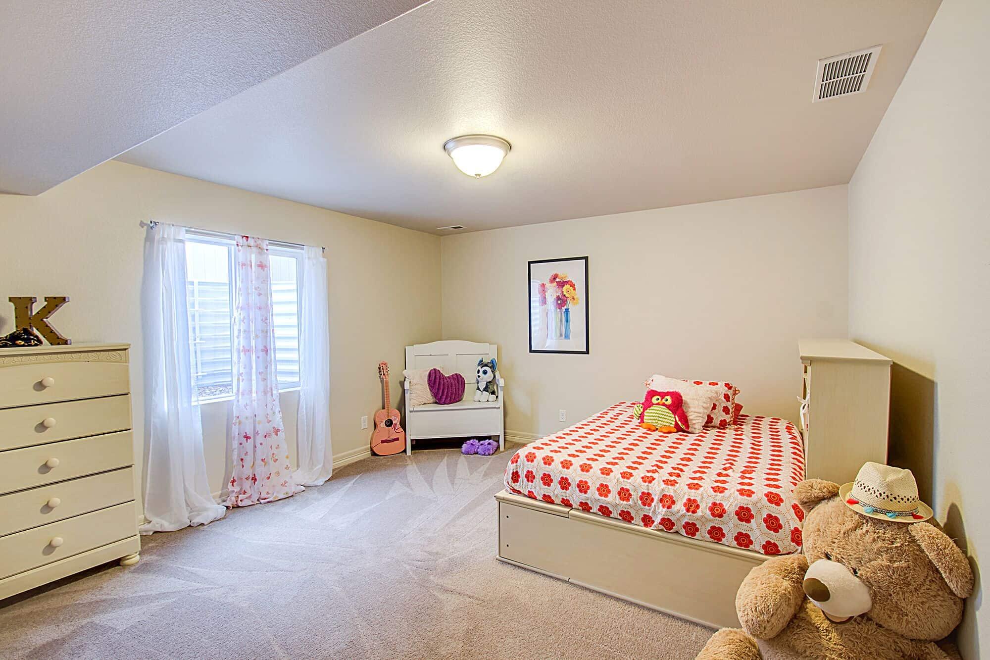 Basement Bedroom 4
