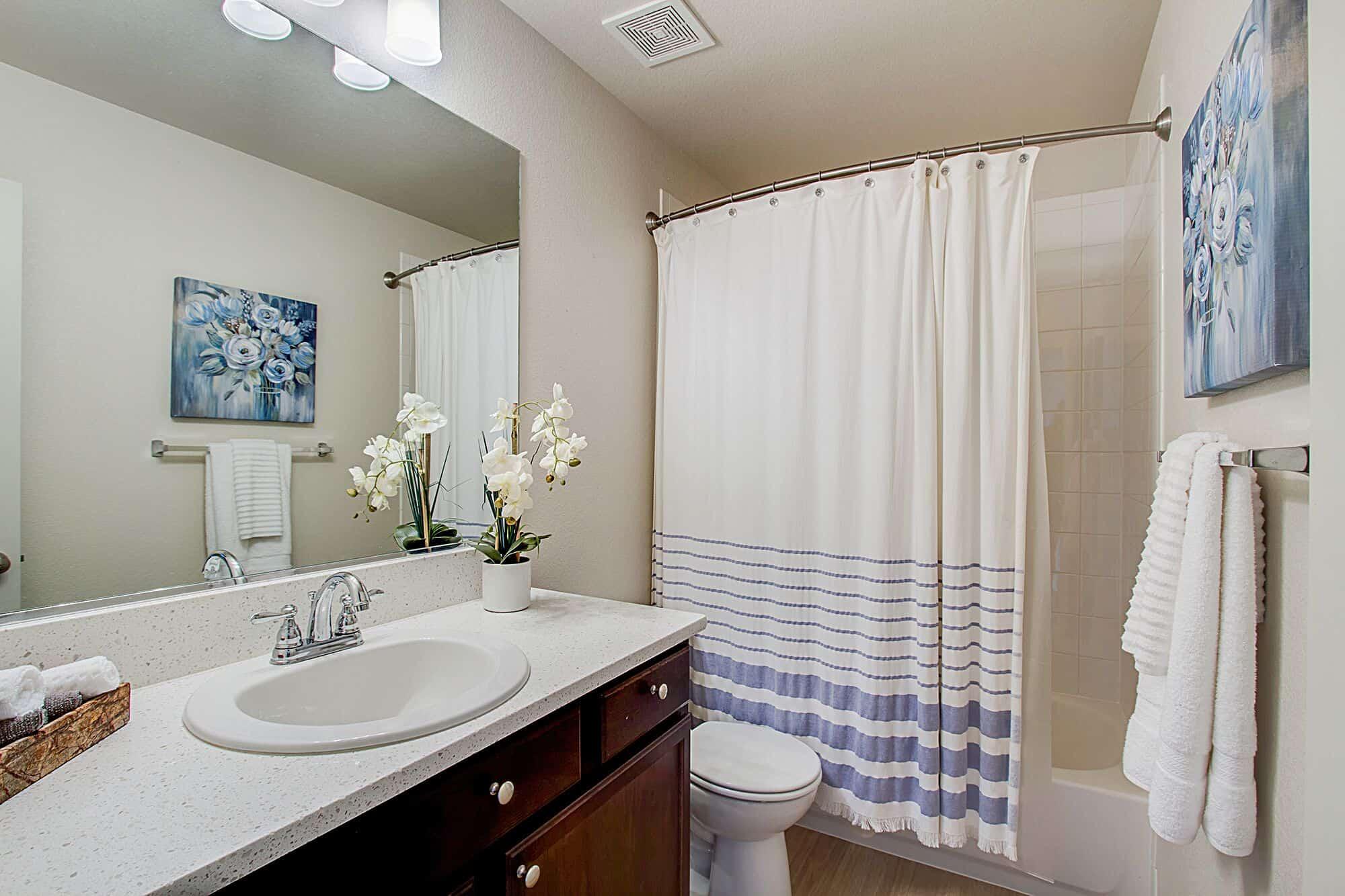 Main Level Front Bathroom