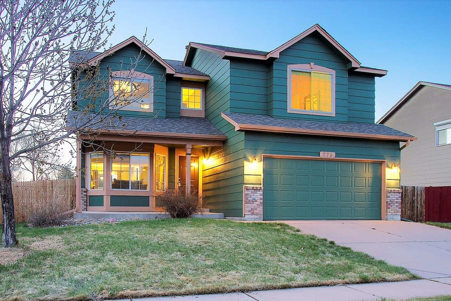 Well Maintained 2-Story in Sand Creek Neighborhood