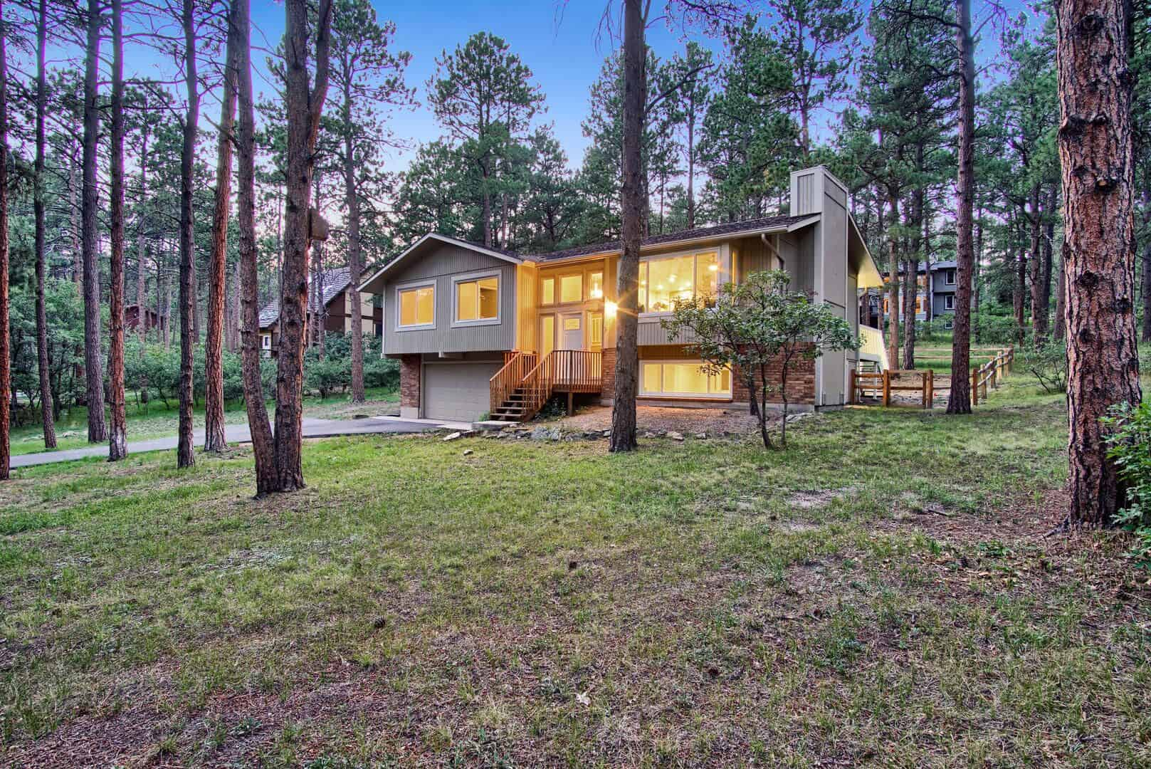 Modern Remodel on 0.71 Acre Lot
