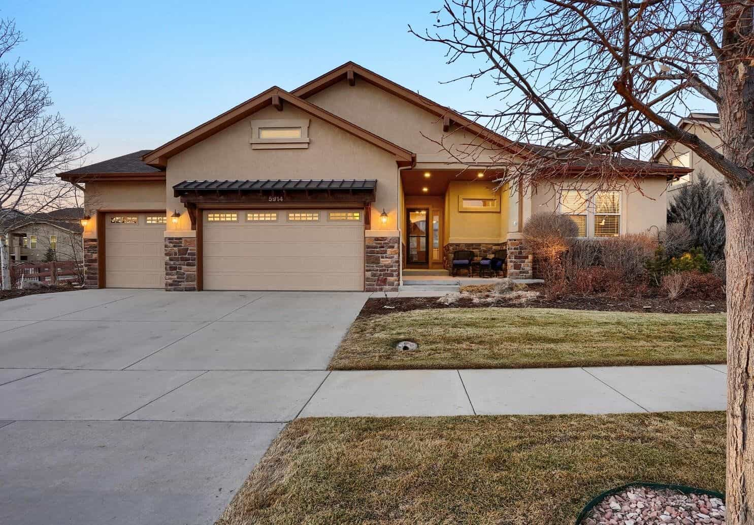 Stunning D20 Rancher in Wolf Ranch