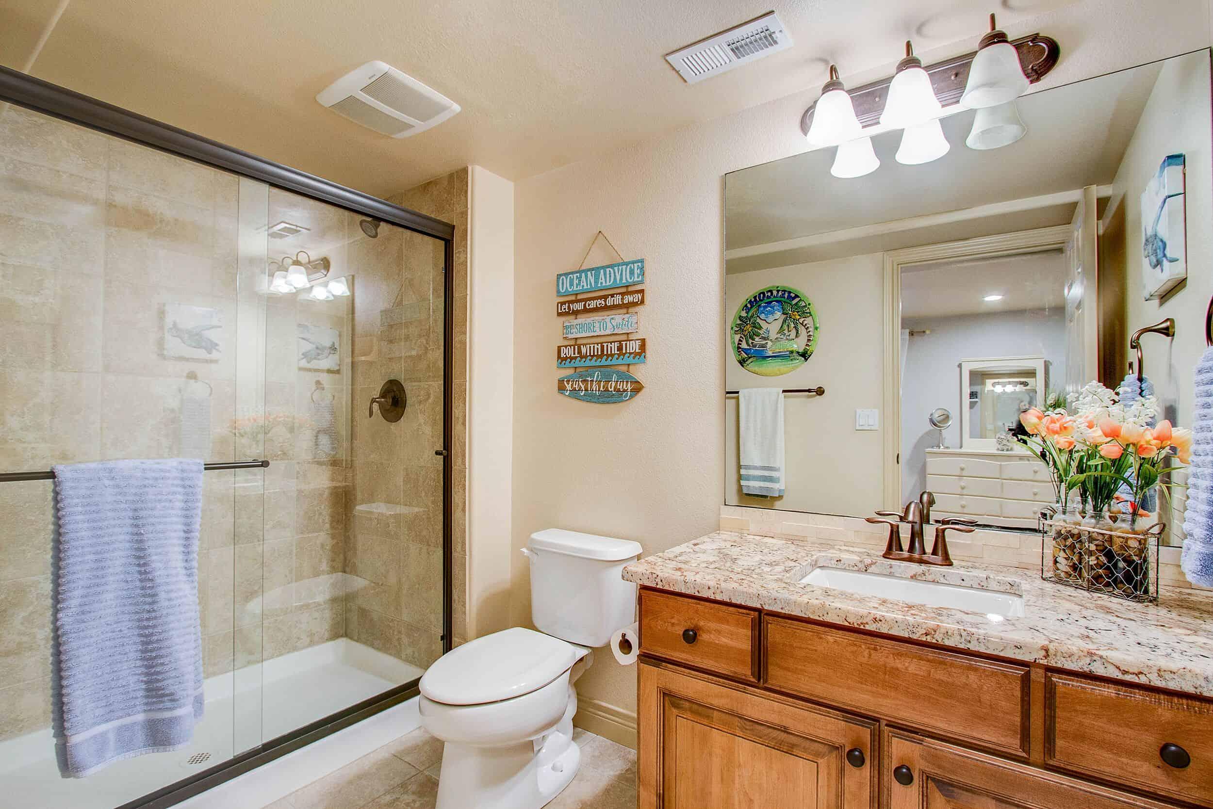 Ensuite Three Quarter Bathroom