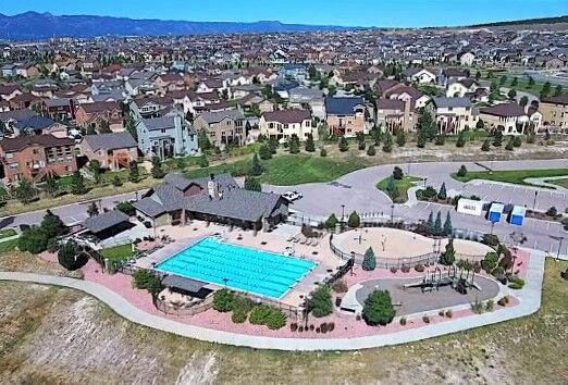 Community Pool, Clubhouse, Playground, Splash Park