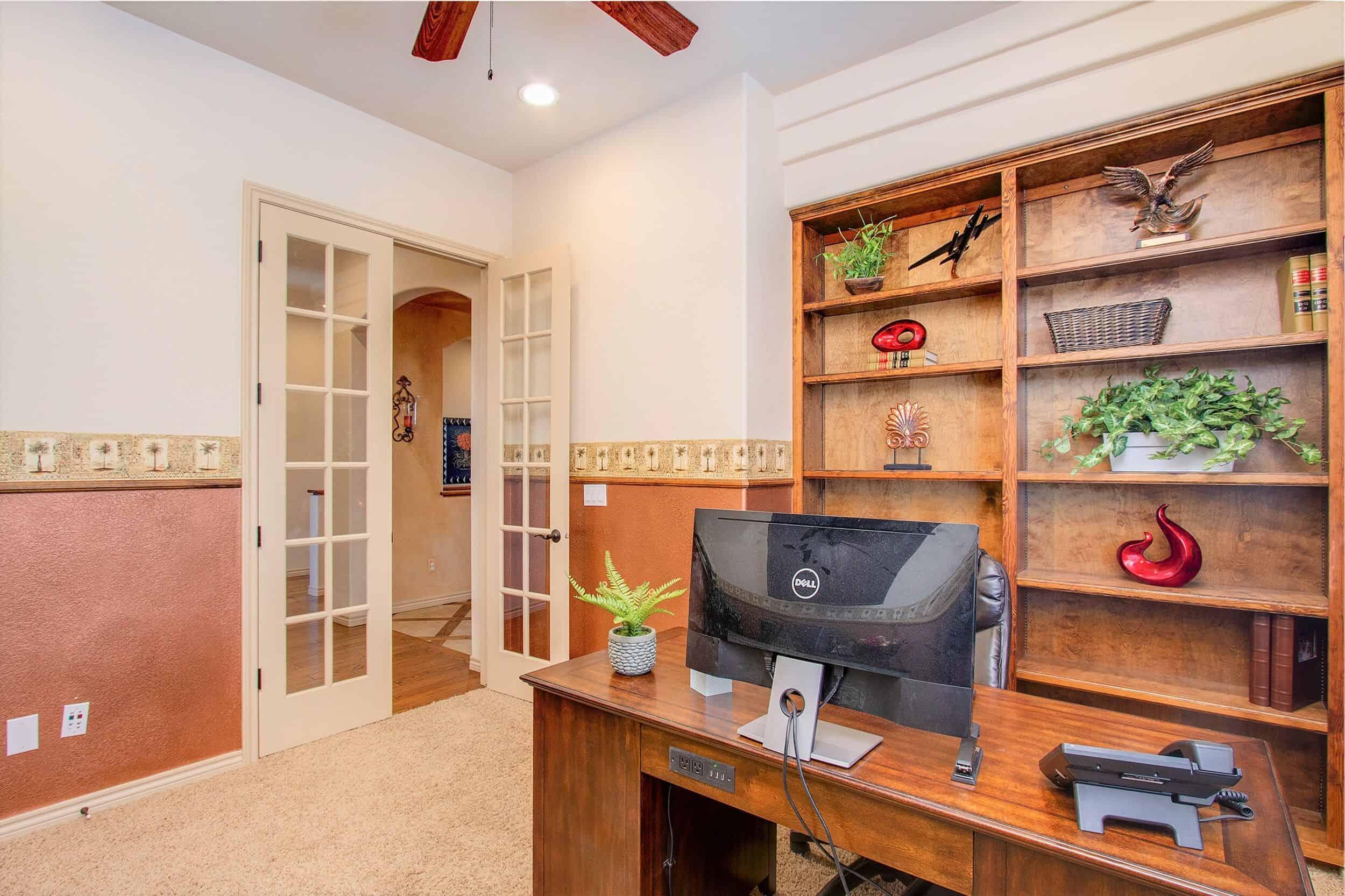 Main Level Office