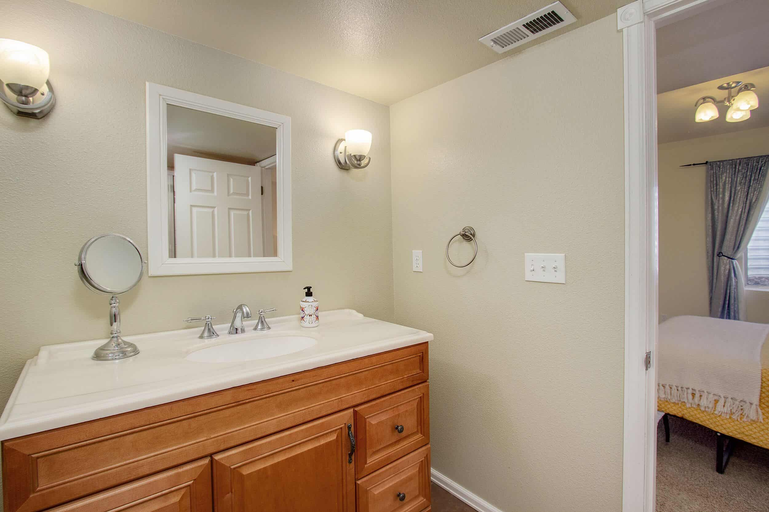 Basement Ensuite Bathroom