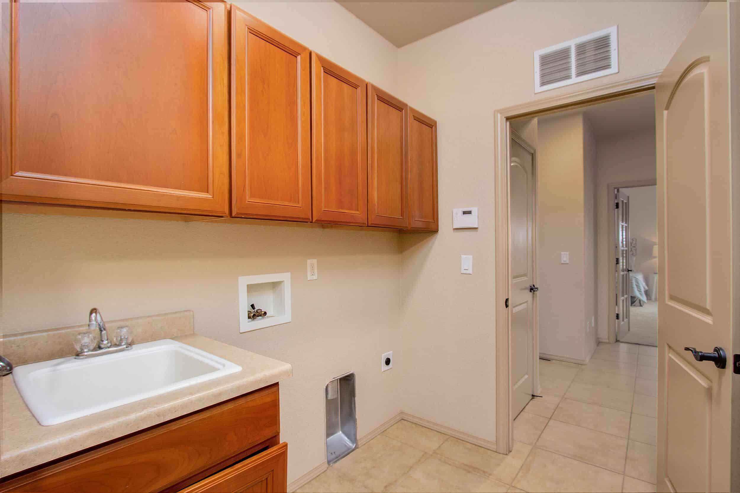 Main Level Laundry Room