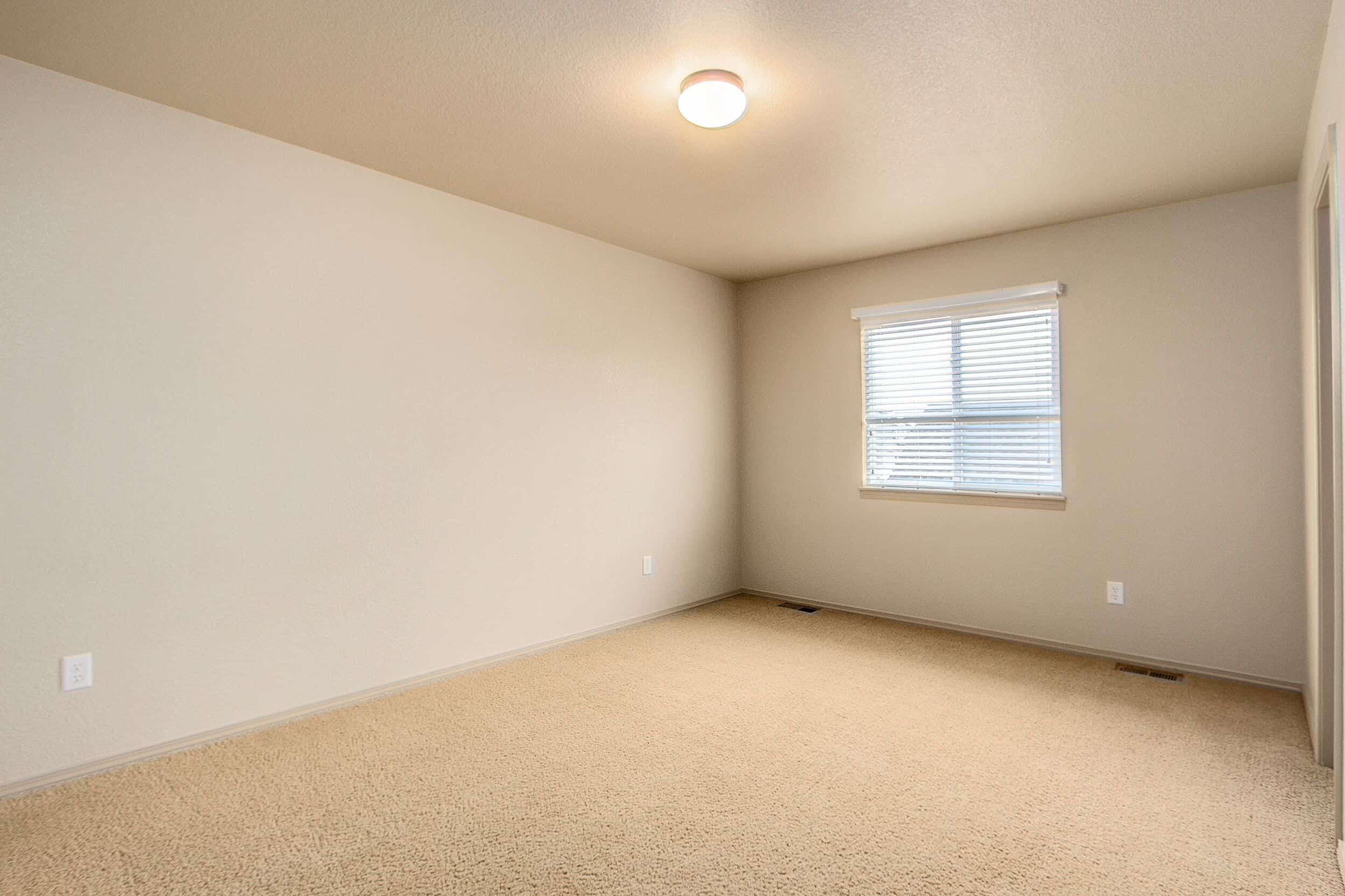 Upper Level Bedroom 3 with Jack N Jill Bathroom