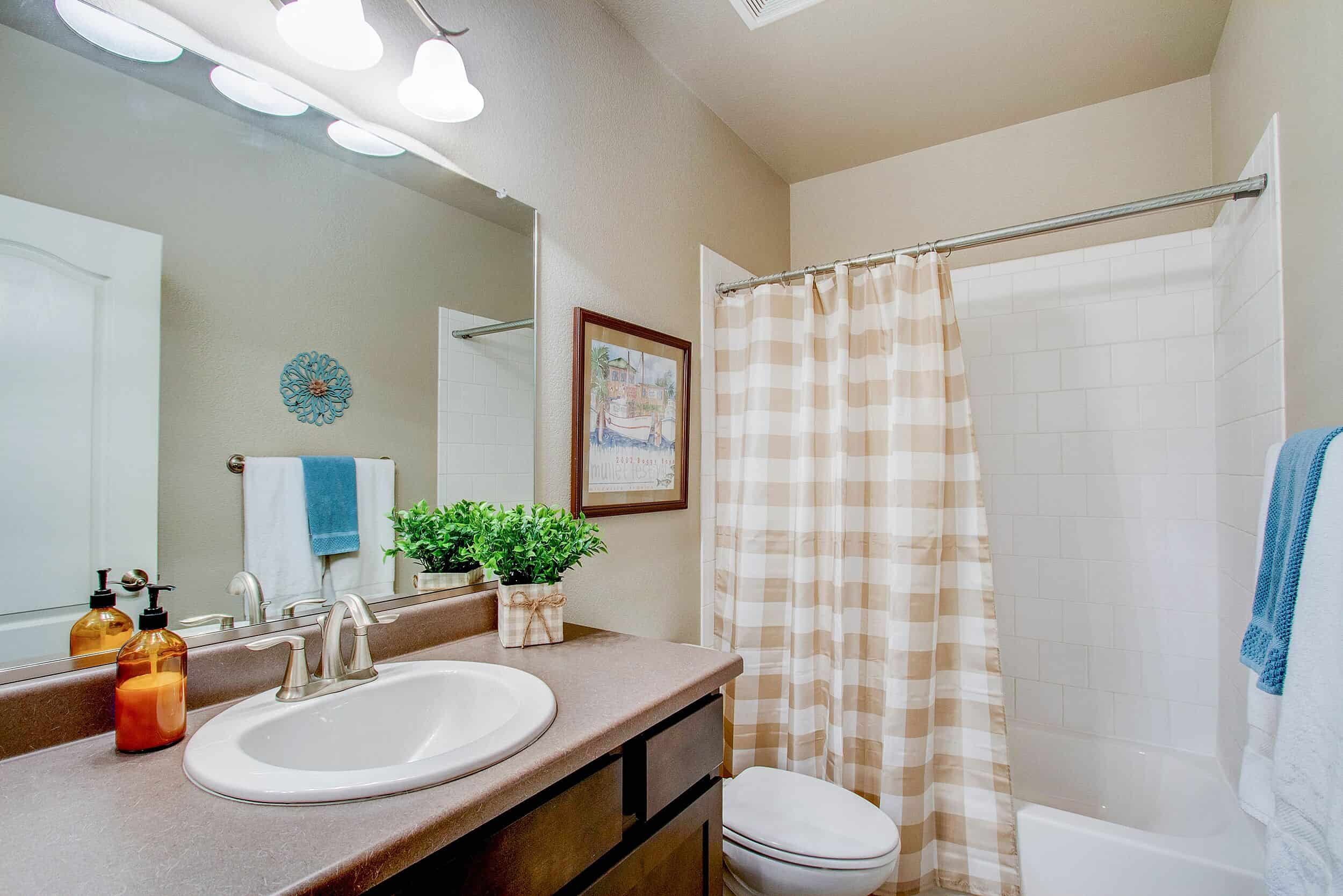 Front Hall Bathroom