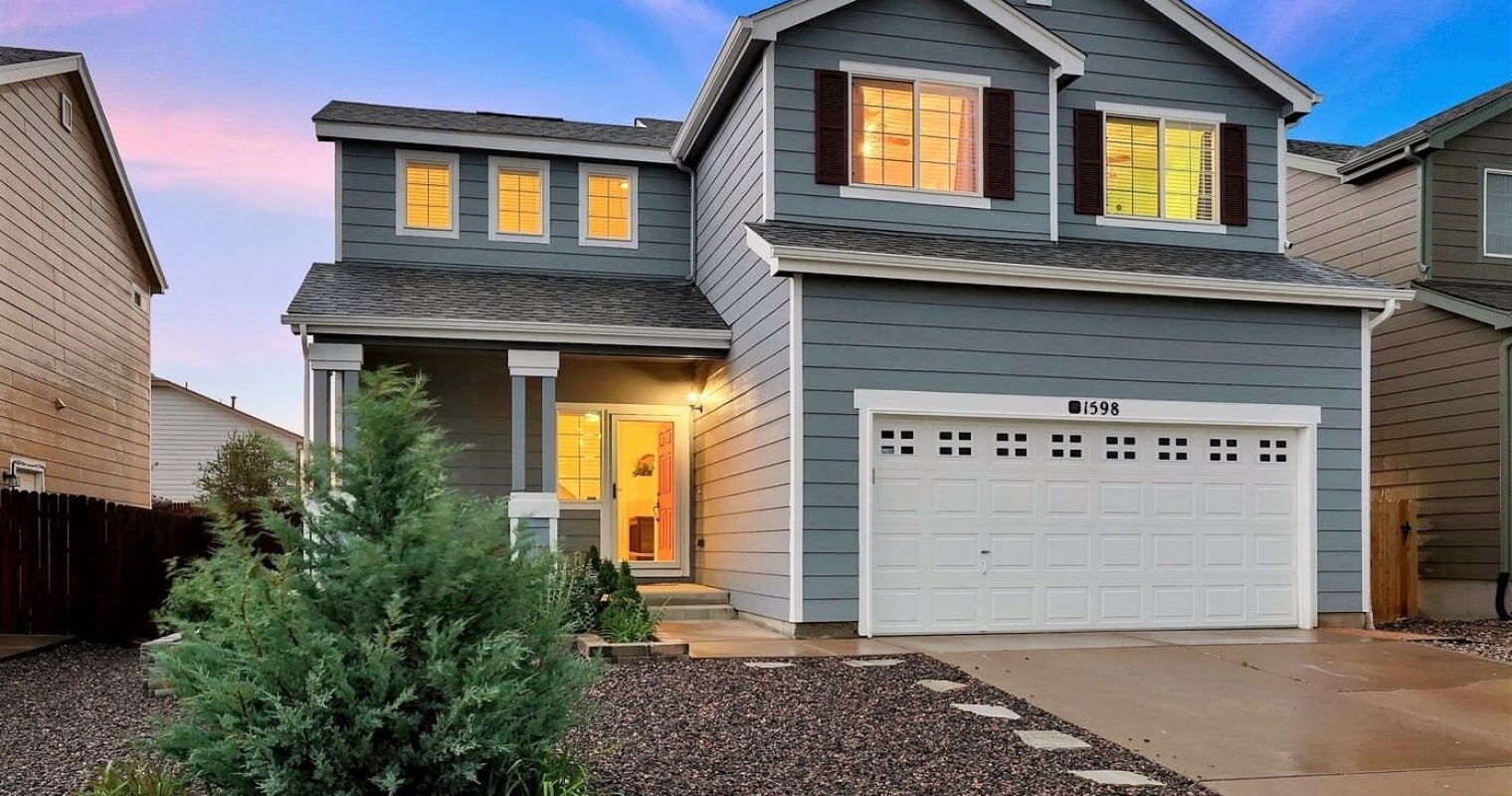 Updated Claremont Ranch 2 Story Home